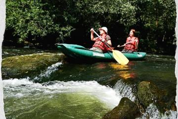 Splav Hrona – vodácka Klasika s Jairo Outdoor