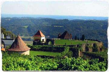 Via ferrata – dobytie hradu Riegersburg