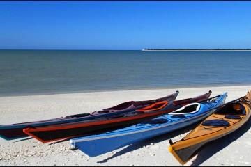 Víkend na morských kajakoch ostrov Krk